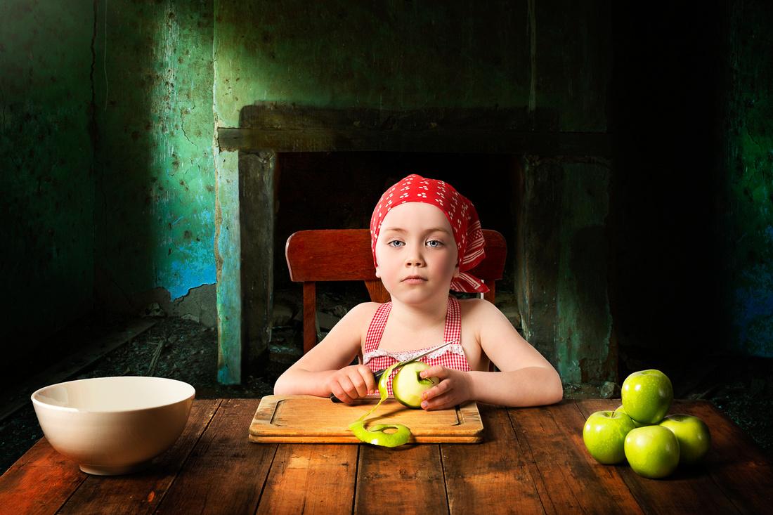 The Apple Peeler