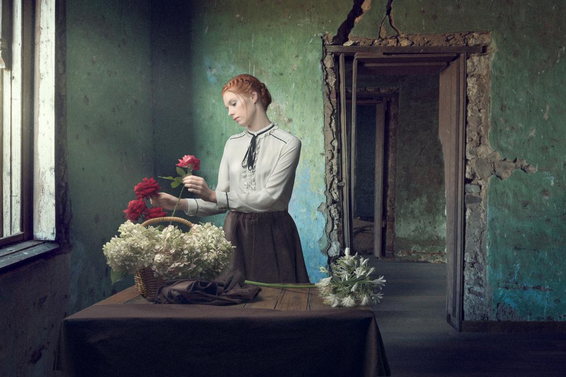 "The Florist, ""Melbourne Creative Photographer"", ""Lillian Sallie"","